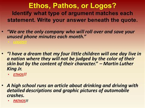Ethos Pathos Logos Essay by The Persuasive Essay Ppt