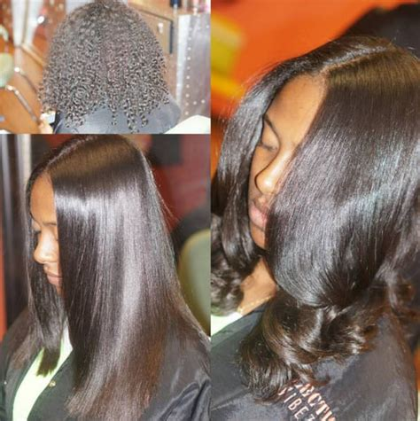 hairstyles to keep hair straight overnight straight haired naturals can retain more length with the