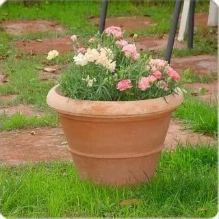 vasi di terracotta da esterno vasi terracotta vasi e fioriere caratteristiche dei