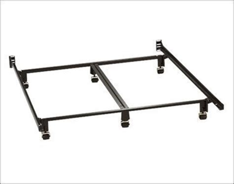 King Size Bed Frame Assembly Big Lots Mattresses Buy Big Lots Mattresses Milliard 6 Legged Heavy Duty King Size Metal