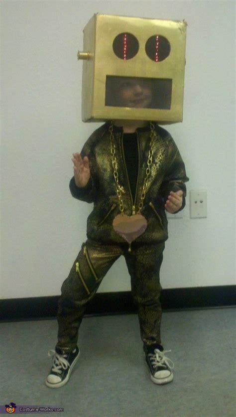 party rock anthem shuffle bot costume