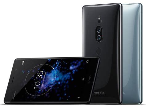 sony xperia xz2 premium with flagship specs announced