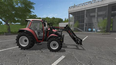 Small Standard Ls Front Loader Small For Ls 17 Farming Simulator