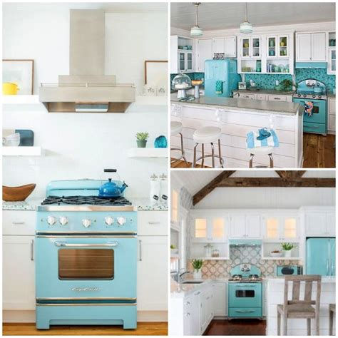 turquoise kitchen appliances 379 best ideas about retro kitchen cool on