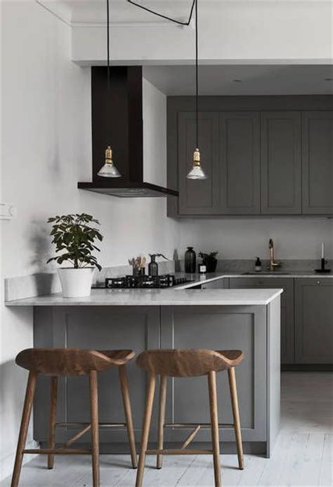 small kitchen interior design ideas 17 best ideas about grey kitchens on grey