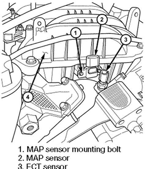 mazda jeep 2004 mazda cx 7 map sensor location mazda free engine image