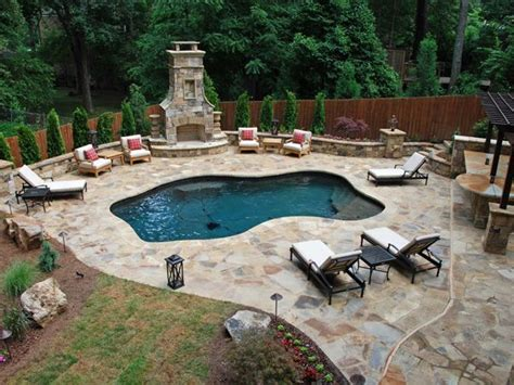 backyard pool patio ideas 17 best images about pool side decks on pinterest fire