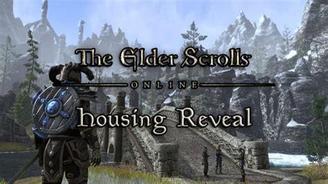 elder scrolls online housing housing coming to the elder scrolls online next year fextralife