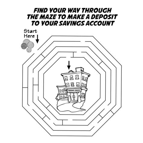coloring book credits credit union coloring coloring pages coloring pages