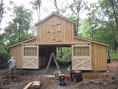how to build a barn house monitor barn build youtube
