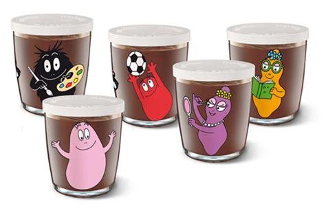 bicchieri della nutella bicchieri nutella i barbapap 224 da collezione