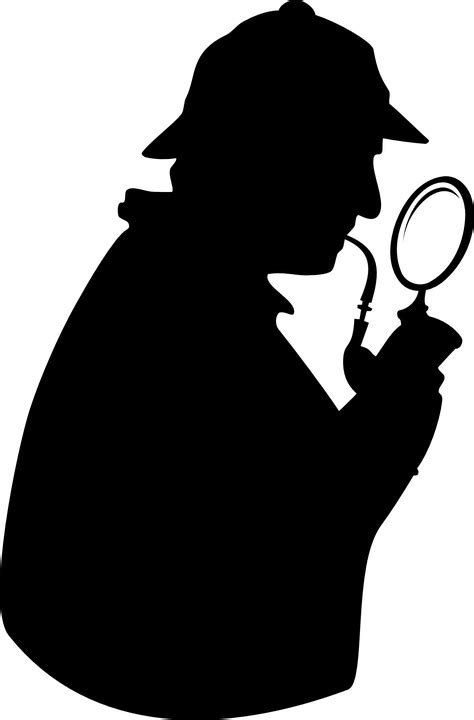 Disney Princess Armchair Free Vector Graphic Sherlock Holmes Detective Free