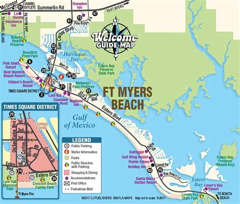 map of florida fort myers ft myers map map of fort myers