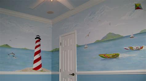 nautical wall murals nautical children s murals children s murals in palm