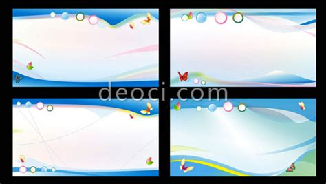 design booth coreldraw butterfly picture cdr vector panels coreldraw file deoci