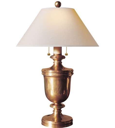 comfort table visual comfort e f chapman medium classical urn form