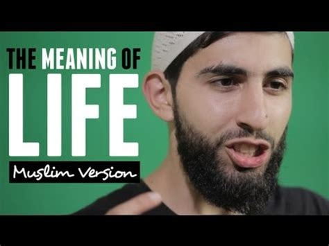 biography islam the meaning of life muslim spoken word hd youtube