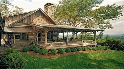 log cabin home with wrap around porch big log cabin homes small log cabins with wrap around porch small log cabin