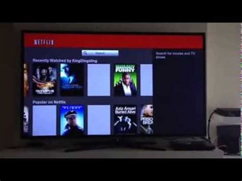 reset netflix on my vizio tv how to remove netflix from my samsung smart tv