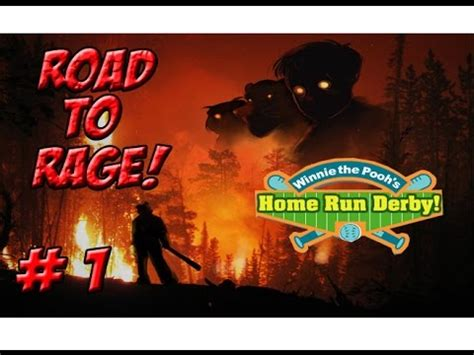 road to rage winnie the pooh s home run derby part 1