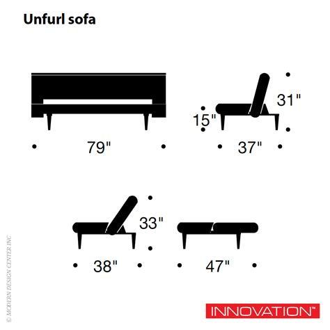 unfurl sofa unfurl sofa innovation usa metropolitandecor