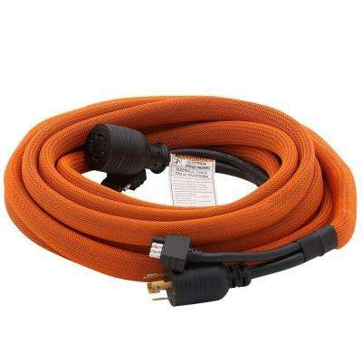 ridgid generator cords extension cords the home depot