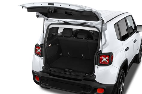 jeep trunk dimensions 2016 jeep renegade reviews and rating motor trend