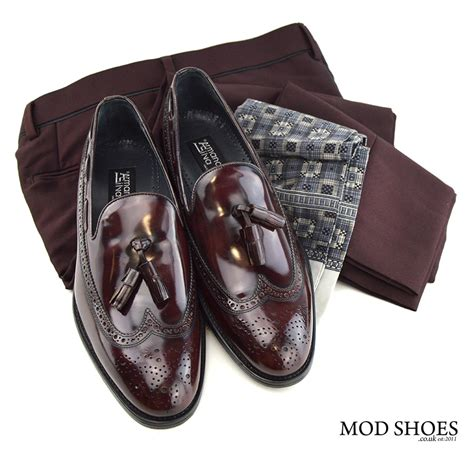 loafers and brogues tassel loafers mod shoes
