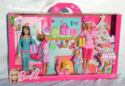 barbie boat with puppies a perfect christmas giftset barbie skipper stacie chelsea