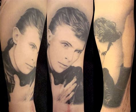 three tides tattoo 1000 images about david bowie is on a on