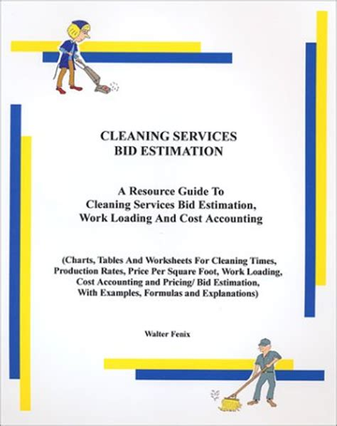bid service bidding for cleaning contracts