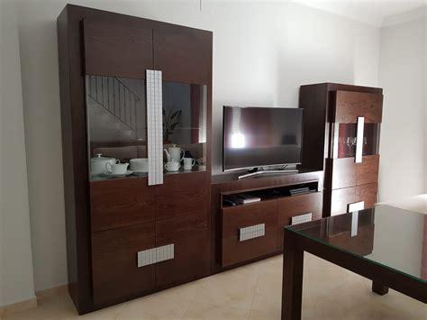 muebles salon completo sal 243 n completo madera de fresno muebles mudeval apimad