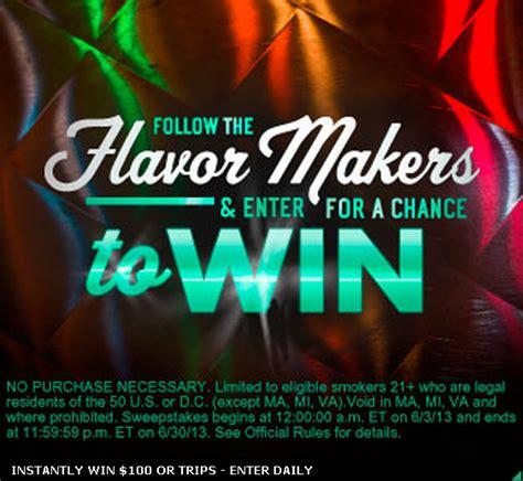 Marlboro Giveaways - marlboro 100 giveaway 8 000 winners heavenly steals