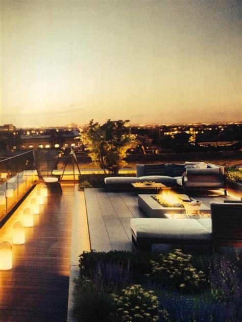 beleuchtung dachterrasse 1001 ideen f 252 r die moderne terrassengestaltung