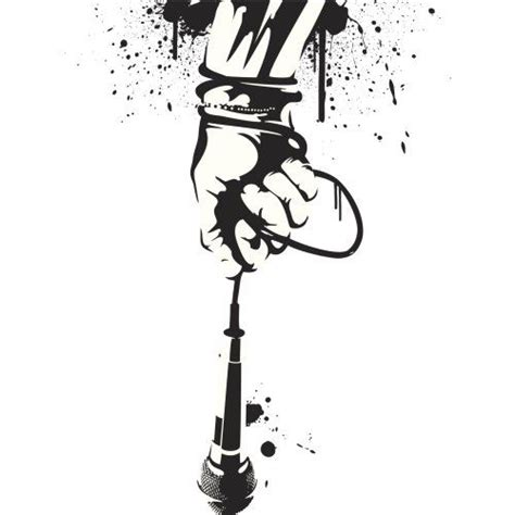 tribal microphone tattoo tribal microphone www pixshark images