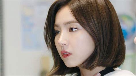 potongan rambut korea pendek model rambut indonesia