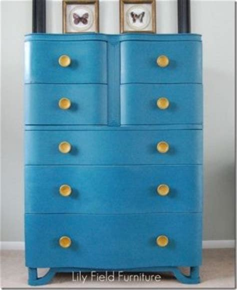 Peacock Blue Dresser by Peacock Blue Painted Furniture Sloan Chalk