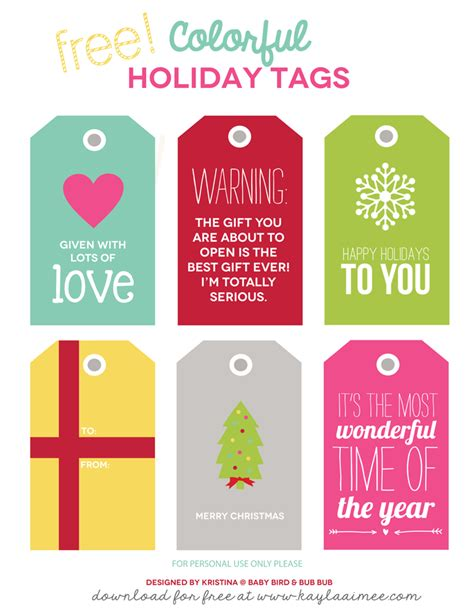 printable gift tags christmas pdf 7 best images of printable christmas tags free printable