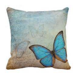 butterfly pillows decorative throw pillows zazzle