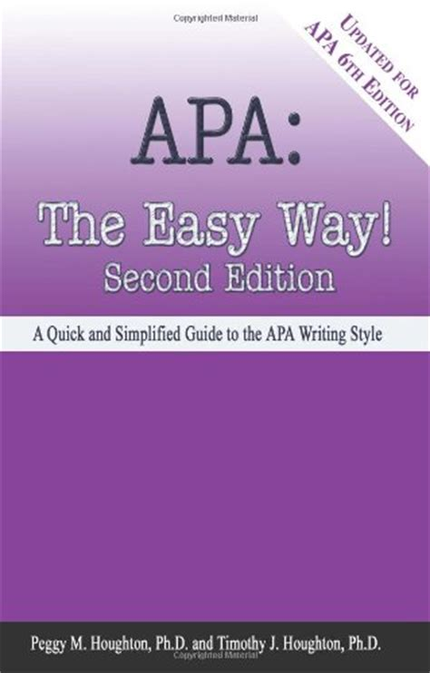 apa format made easy format a references page in apa style 6th edition