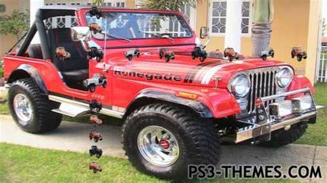 Jeep Theme Ps3 Themes 187 Jeep Cj5 Theme