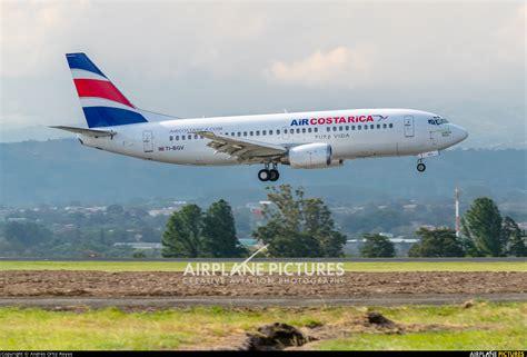 ti bgv air costa rica boeing 737 300qc at san jose juan santamar 237 a intl photo id 886745