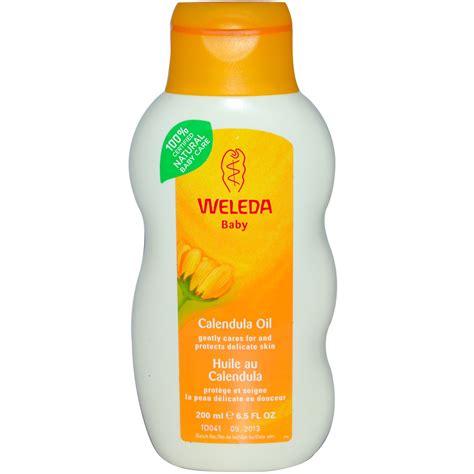 Weleda, Baby, Calendula Oil, 6.5 fl oz (200 ml)   iHerb.com