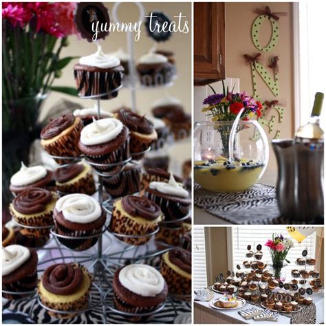 themed party jobs real parties adorable zoo 1st birthday bash