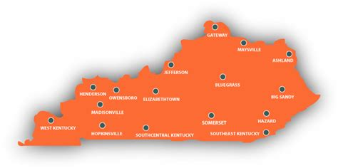 kentucky colleges map kctcs employee onboarding