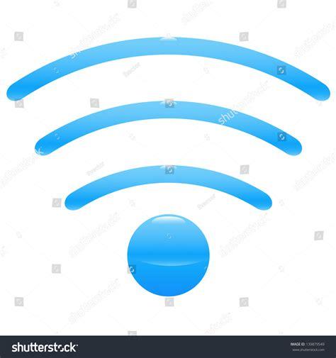 Bluetooth Address Lookup Bluetooth Radio Wave Icon Stock Photo 139879549