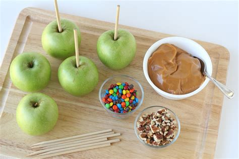 how to make gourmet caramel apples glorious treats