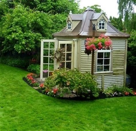 cool backyard sheds all the garden sheds of your wildest quaintest dreams