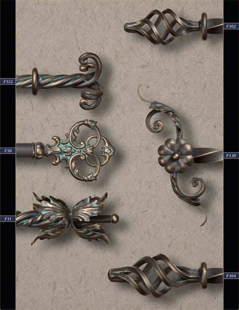wrought iron curtain hardware 17 best ideas about finials for curtain rods on pinterest