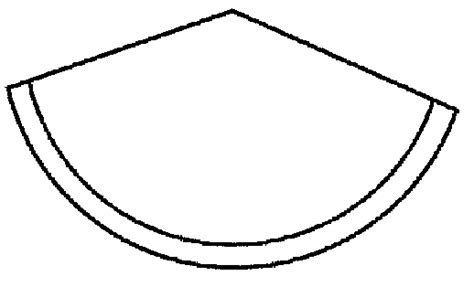 free coloring pages of outline image of melon